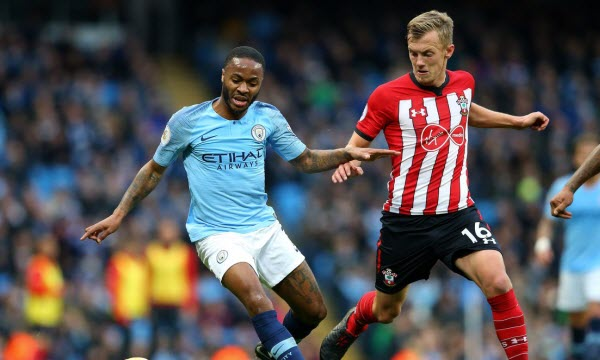 Bóng đá - Southampton vs Manchester City 21h15 ngày 30/12