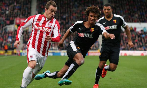 Bóng đá - Stoke City vs Watford 03h00, ngày 01/02