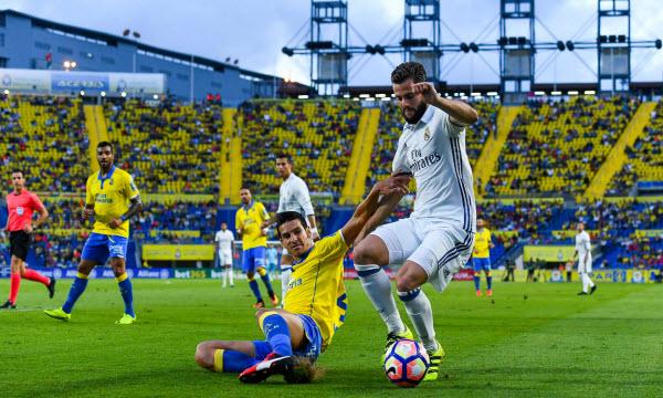 Bóng đá - Las Palmas vs Real Madrid 23h30, ngày 31/03