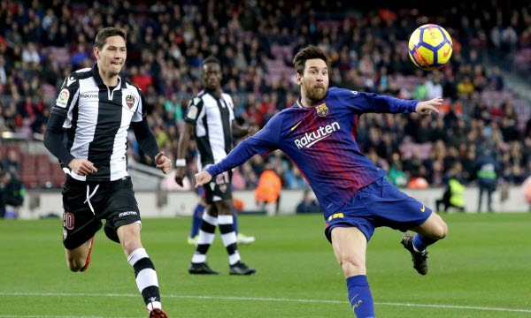 Bóng đá - Sevilla vs Barcelona 01h45, ngày 01/04