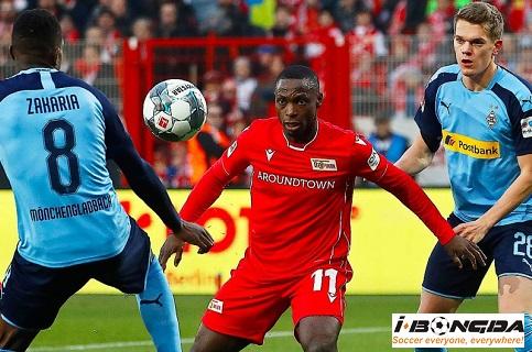 Bóng đá - Monchengladbach vs Union Berlin 26/09/2020 20h30