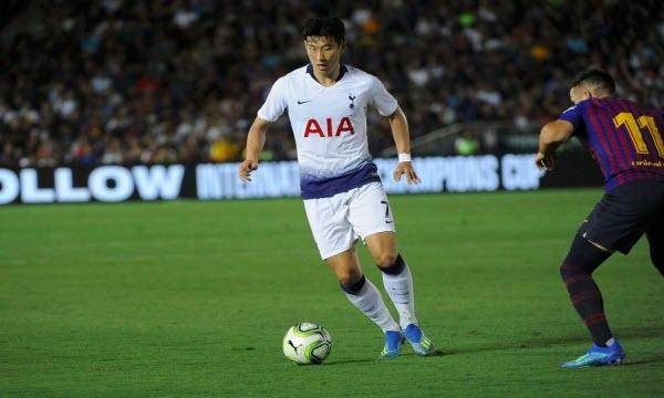 Bóng đá - Tottenham Hotspur vs AC Milan 07h30, ngày 01/08