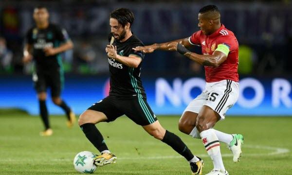 Bóng đá - Manchester United vs Real Madrid 07h00, ngày 01/08