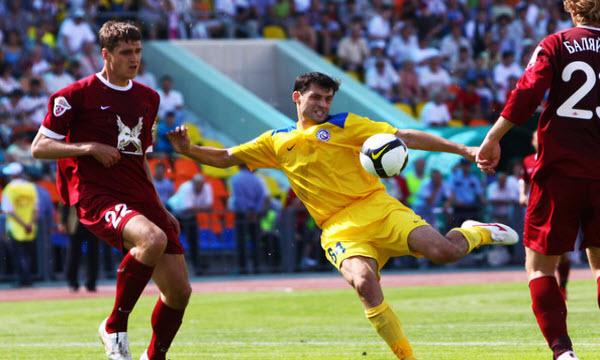 Bóng đá - Rubin Kazan vs FK Rostov 22h ngày 16/7