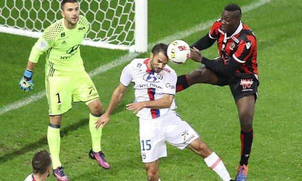 Thông tin trước trận Nice vs Lyon