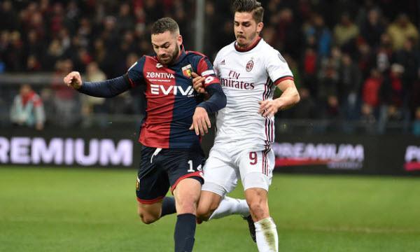 Bóng đá - Genoa vs AC Milan 21/01/2019 21h00