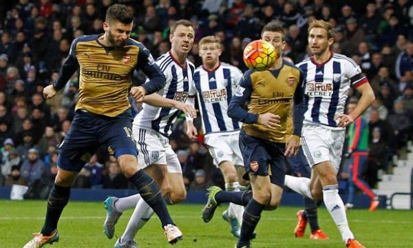 Phân tích Arsenal vs West Bromwich 1h ngày 10/5