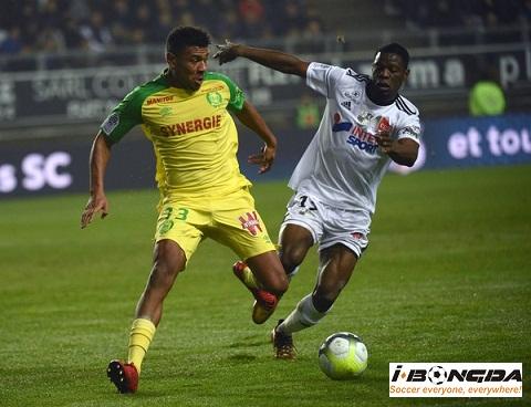 Amiens vs Nantes ngày 28/10