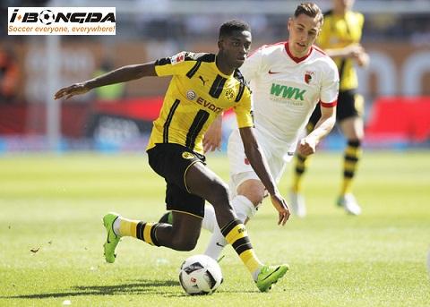 Borussia Dortmund vs Augsburg ngày 06/10