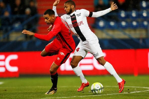 Caen vs Guingamp ngày 21/10
