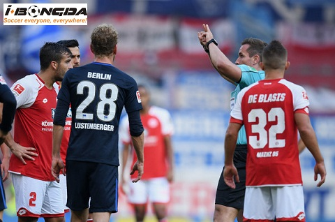 Mainz 05 vs Hertha Berlin ngày 06/10