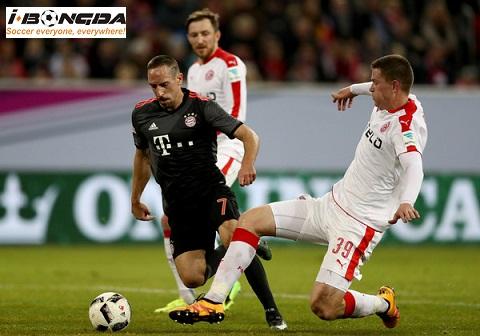 Bayern Munich vs Fortuna Dusseldorf ngày 24/11