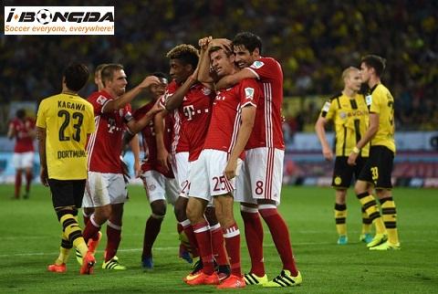 Borussia Dortmund vs Bayern Munich ngày 11/11