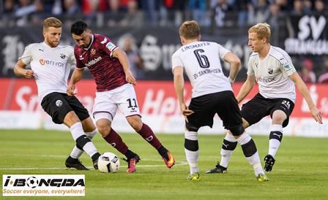 Dynamo Dresden vs SV Sandhausen ngày 03/11