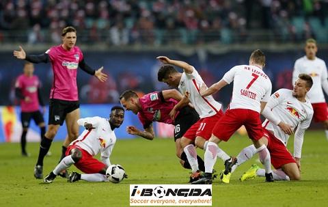 Hertha Berlin vs RB Leipzig ngày 04/11