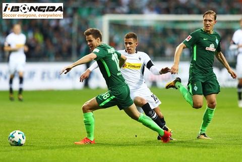 Werder Bremen vs Monchengladbach ngày 10/11