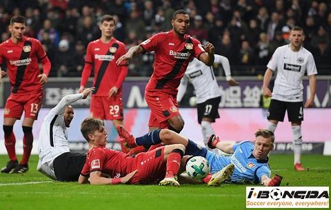 Eintr. Frankfurt vs Bayer Leverkusen ngày 17/12
