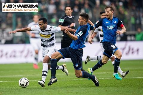 Hoffenheim vs Monchengladbach ngày 15/12 raffael