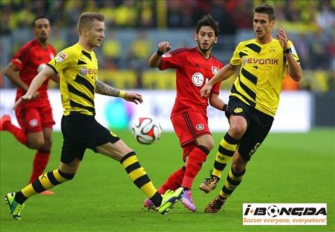 Bayer Leverkusen vs Borussia Dortmund ngày 29/09