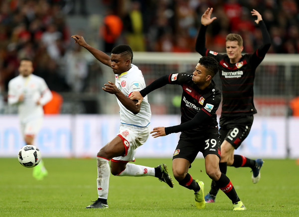 Bayer Leverkusen vs Mainz 05 20h30, ngày 23/09
