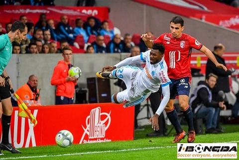 Lille OSC vs Marseille ngày 01/10