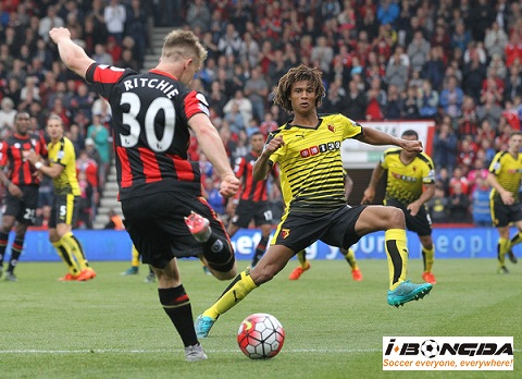 AFC Bournemouth vs Watford ngày 03/01