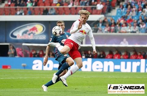Fortuna Dusseldorf vs RB Leipzig ngày 28/01