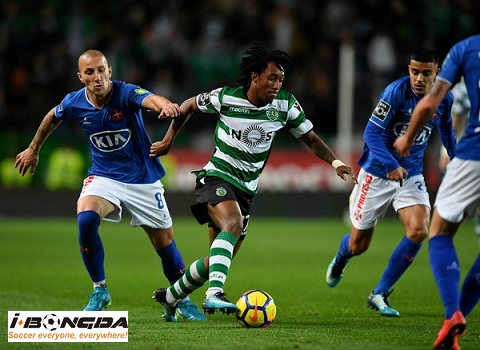 Sporting Lisbon vs Belenenses ngày 04/01