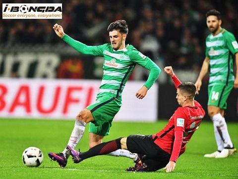 Werder Bremen vs Eintr. Frankfurt ngày 27/01