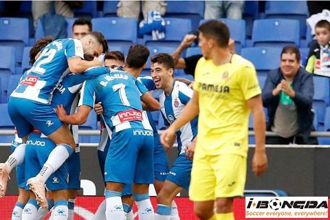 Espanyol vs Villarreal ngày 20/10