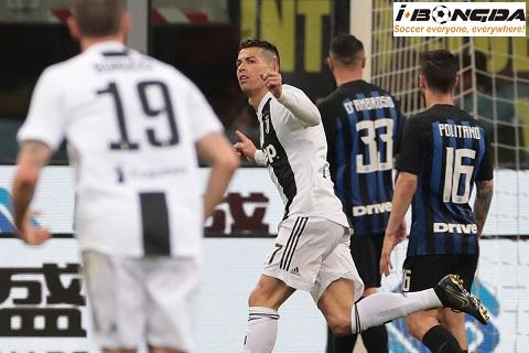 Inter Milan vs Juventus ngày 07/10