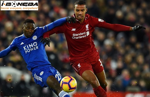 Liverpool vs Leicester City ngày 05/10