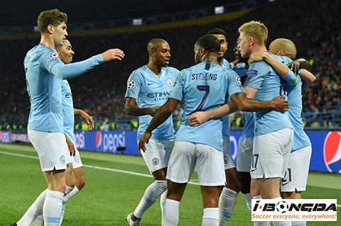 Manchester City vs Dinamo Zagreb ngày 02/10