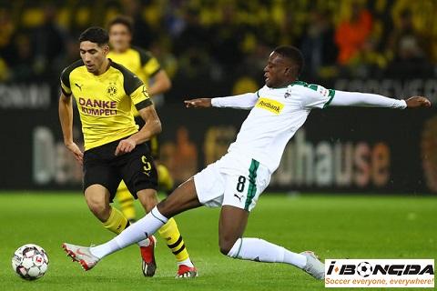 Borussia Dortmund vs Monchengladbach ngày 19/10