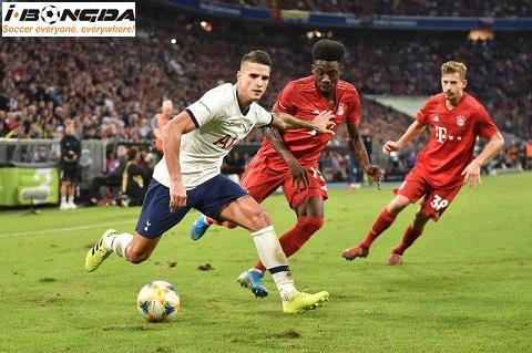 Tottenham Hotspur vs Bayern Munich ngày 02/10