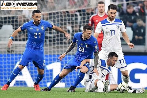 Bosnia Herzegovina vs Italy 02h45 ngày 16/11
