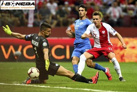Israel vs Ba Lan 02h45 ngày 17/11