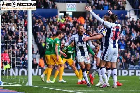 Preston North End vs West Bromwich ngày 03/12