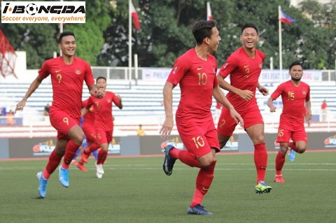 Indonesia U23 vs Brunei U23 19h00 ngày 03/12