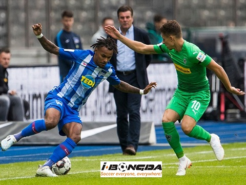 Monchengladbach vs Hertha Berlin ngày 09/02