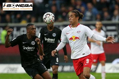 RB Leipzig vs Eintr. Frankfurt ngày 09/02