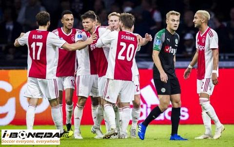 Groningen vs Ajax Amsterdam ngày 20/04