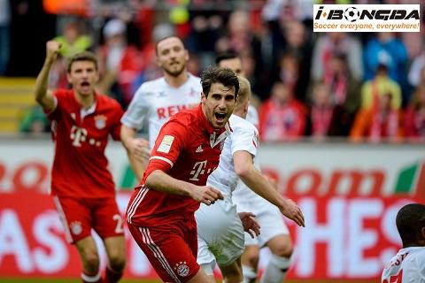Bayern Munich vs Koln ngày 21/09