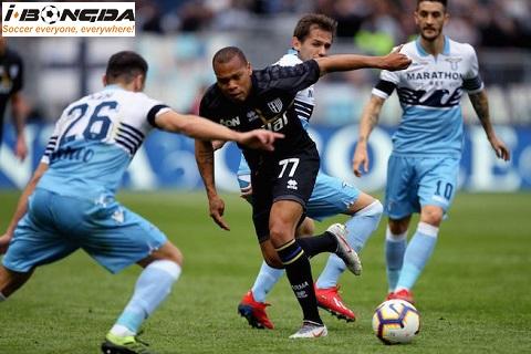 Lazio vs Parma ngày 23/09