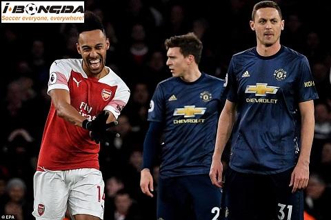 Manchester United vs Arsenal ngày 01/10