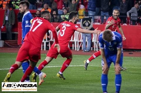 Moldova vs Thổ Nhĩ Kỳ ngày 11/09