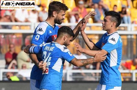 Napoli vs Brescia ngày 29/09