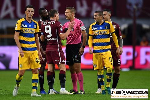 Parma vs Torino ngày 01/10