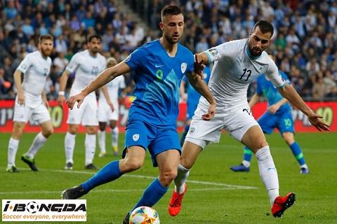 Slovenia vs Israel ngày 10/09.