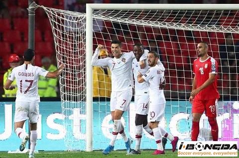 Lithuania vs Bồ Đào Nha ngày 11/09